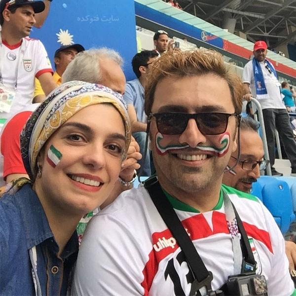 عکس های الیکا عبدالرزاقی و همسرش + بیوگرافی کامل