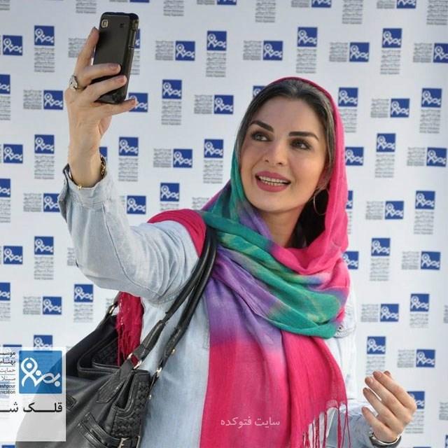 عکس و بیوگرافی الیزابت امینی بازیگر زن