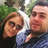 بیوگرافی المیرا عبدی و همسرش + زندگی و عکس خانوادگی