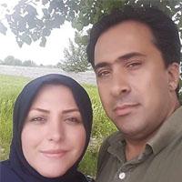 بیوگرافی المیرا شریفی مقدم و همسرش داوود عابدی