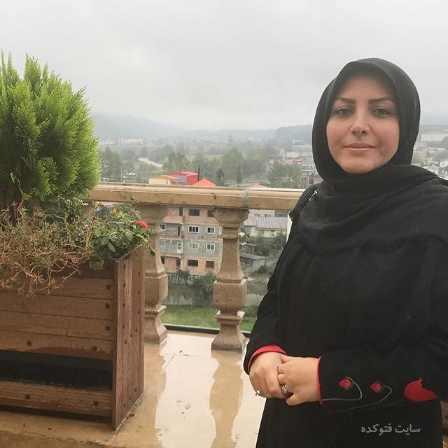 عکس المیرا شریفی مقدم خبرنگار زن + بیوگرافی کامل