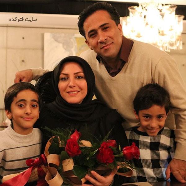 بیوگرافی داوود عابدی و همسرش