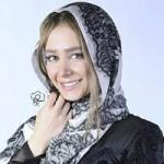 الناز حبیبی مانکن تبلیغاتی شد