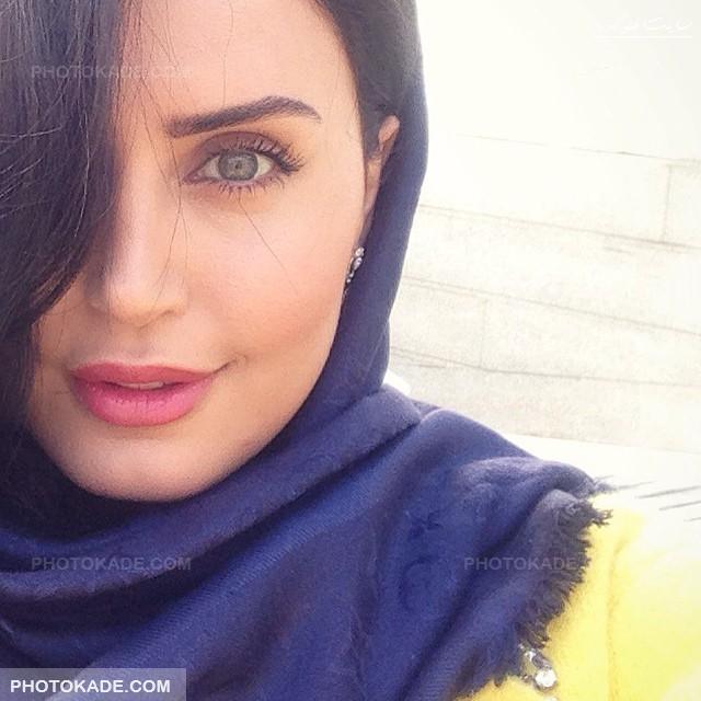 عکس سک30 زن ایرانی الناز شاکردوست