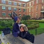 جدیدترین عکس الناز شاکردوست در لندن