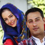 الناز حبیبی از ازدواج تا طلاق با عکس همسرش