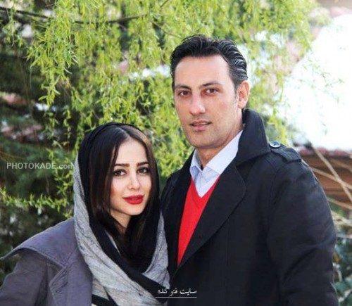الناز حبیبی و همسرش مهدی صاحب زمانی + بیوگرافی و علت طلاق