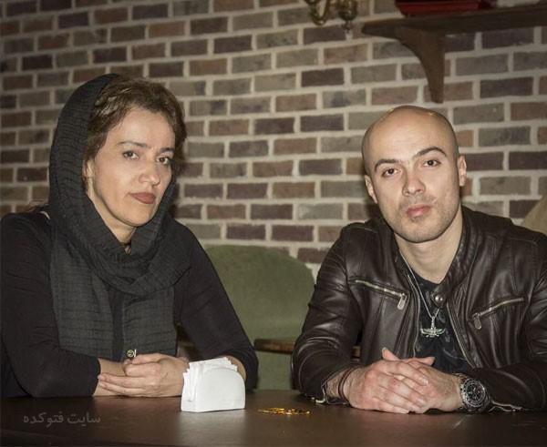 عماد قویدل و مادرش + بیوگرافی کامل