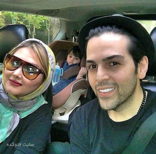 عکس خانوادگی عماد طالب زاده