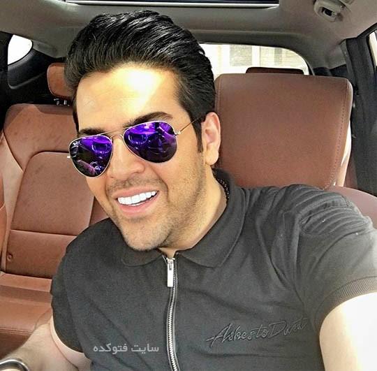عکس و بیوگرافی عماد طالب زاده
