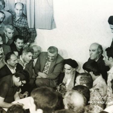 عکس های امام خمینی کمتر دیده شده