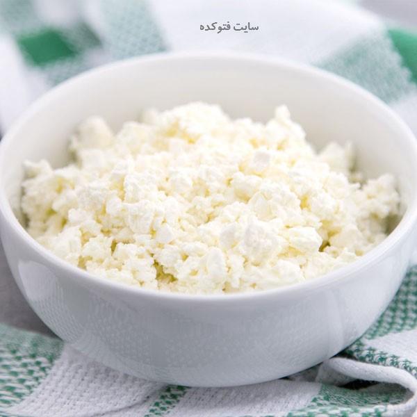 پنیر برای برای رفع خستگی چه بخوریم