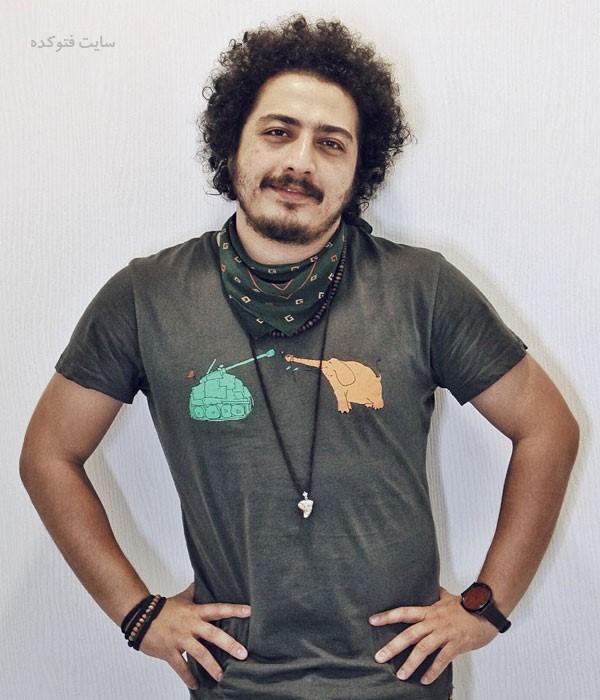 عکس های عرفان ابراهیمی + زندگی شخصی