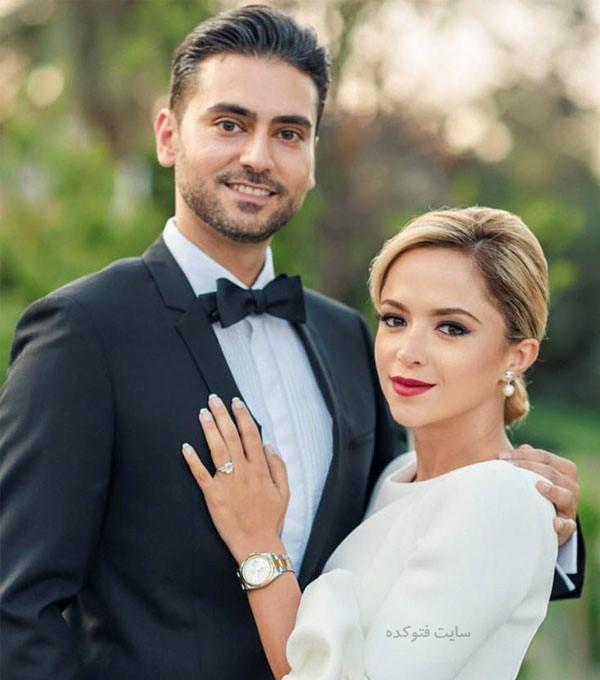 عکسعرفان پایدار و همسرش + بیوگرافی کامل