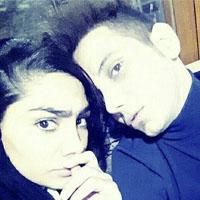 بیوگرافی ارشاد اکبری خواننده و همسرش فائزه + عکس شخصی