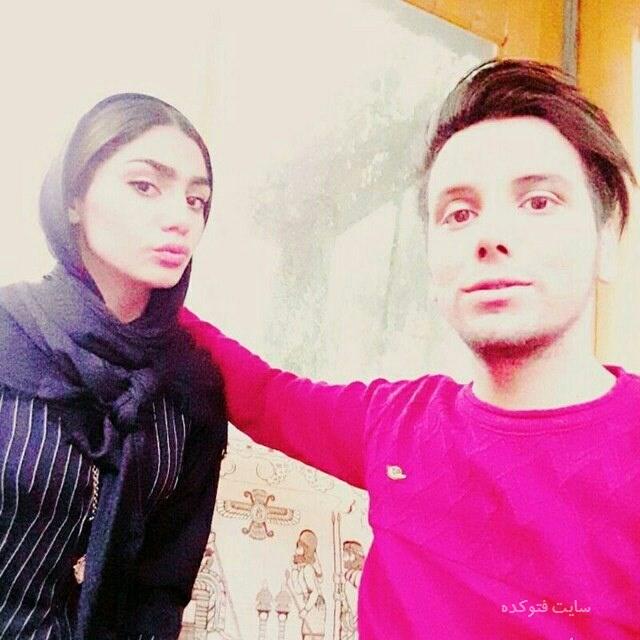 عکس ارشاد خواننده و همسرش + بیوگرافی کامل