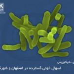 اسهال خونی در اصفهان و شهرکرد