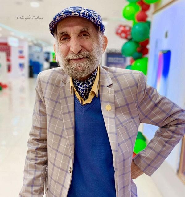 بیوگرافی اسماعیل خلج + عکس جدید