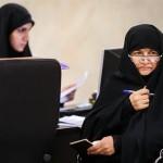 عصمت سوادی اولین زن کاندیدای خبرگان