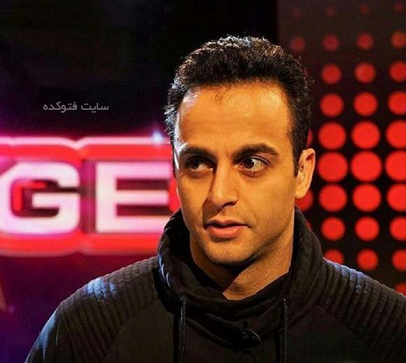رها اعتمادی مجری و ترانه سرا شبکه من و تو