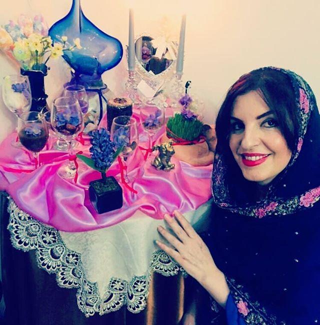 اینستاگرام بازیگران در عید نوروز 97