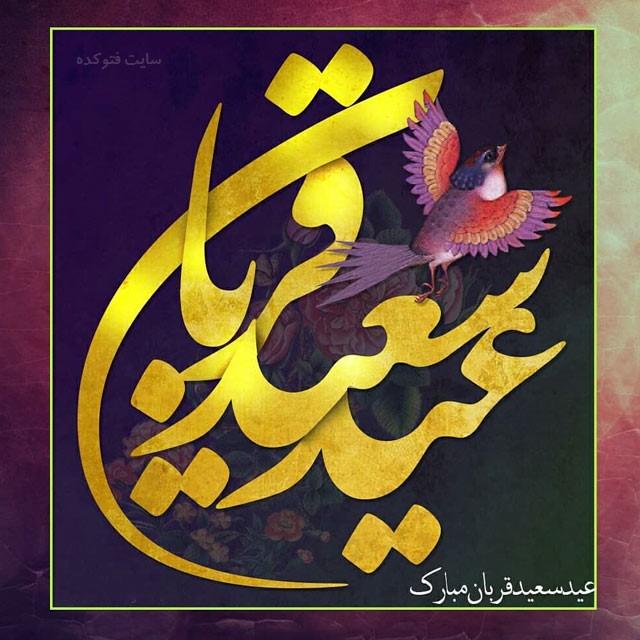 اس ام اس عید قربان با تصاویر تبریک برای پروفایل