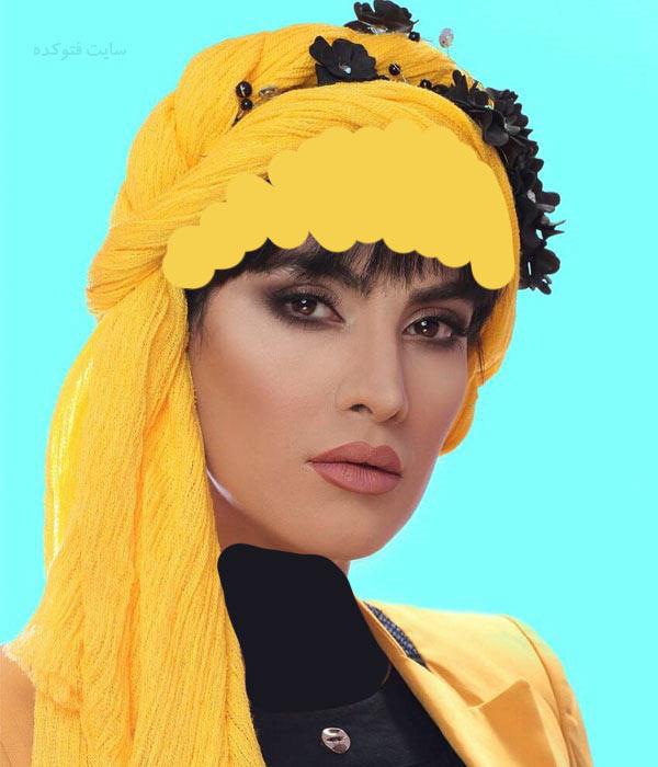 بیوگرافی ریحانه رضی بازیگر + زندگی شخصی هنری