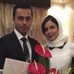 ازدواج مجری تلویزیون نجمه جودکی