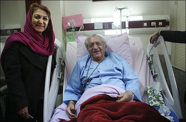 بیوگرافی عزت الله انتظامی و همسرش زندگی شخصی