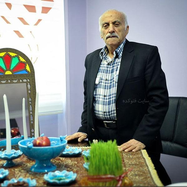 عکس و بیوگرافی عزت الله رمضانی فر