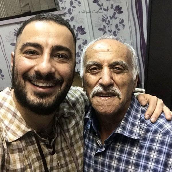 Ezzatollah Ramazanifar و نوید محمدزاده