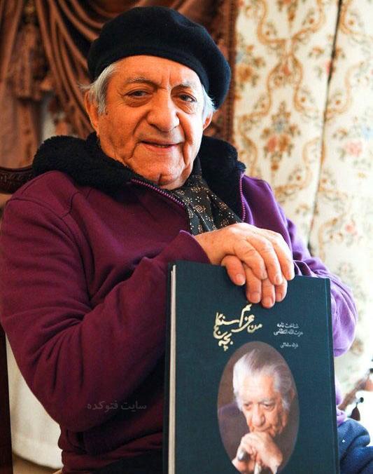 بیوگرافی عزت الله انتظامی و همسرش + زندگی شخصی