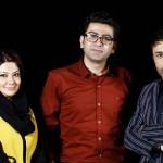 عکس جدید فرزاد حسنی تو کنسرت 93