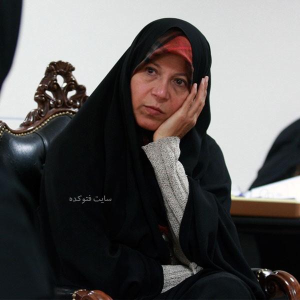 Faezeh Hashemi Rafsanjani