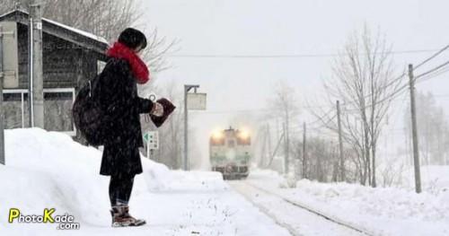 یک ایستگاه و یک قطار برای یک دانش آموز,احترام به حقوق شهروندی در ژاپن,اتفاق باورنکردی در ژاپن,حقوق مردم سالاری در ژاپن,احترام به مردم در ژاپن,فعالیت یک قطار بخاطر یک دانش اموز
