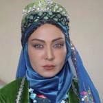 فقیهه سلطانی عکس بدون آرایش خود را منتشر کرد