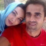 بیوگرافی فقیهه سلطانی و همسرش جلال امیدیان + عکس دونفره