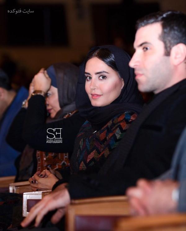 عکس بازیگران در اختتامیه جشنواره فجر 97