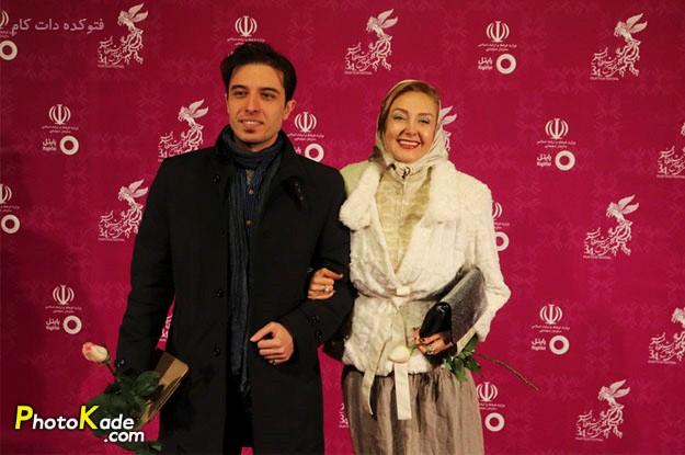 عکس های افتتاحیه جشنواره فیلم فجر 94