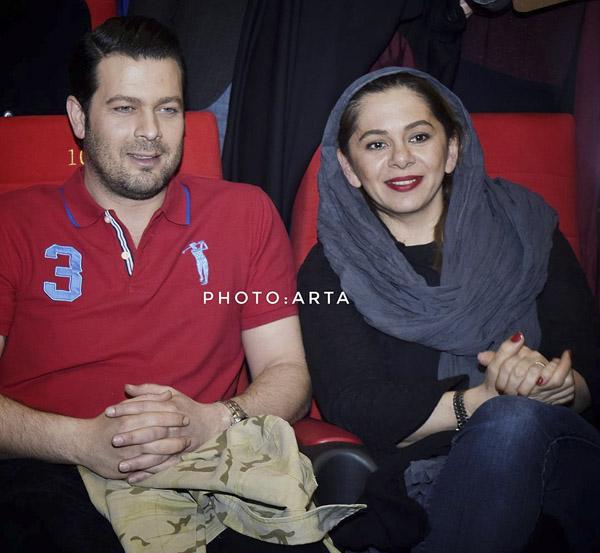 بازیگران در جشنواره جهانی فیلم فجر 2018