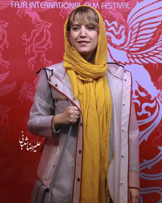 بازیگر جشنواره جهانی فجر 97