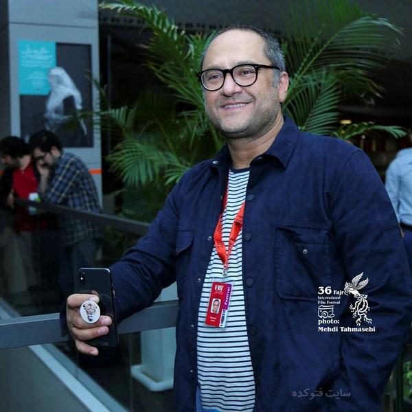 عکس های بازیگران در جشنواره جهانی فیلم فجر 97
