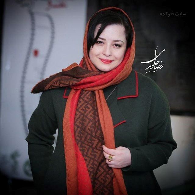 عکس مهراوه شریفی نیا جشنواره فجر 96