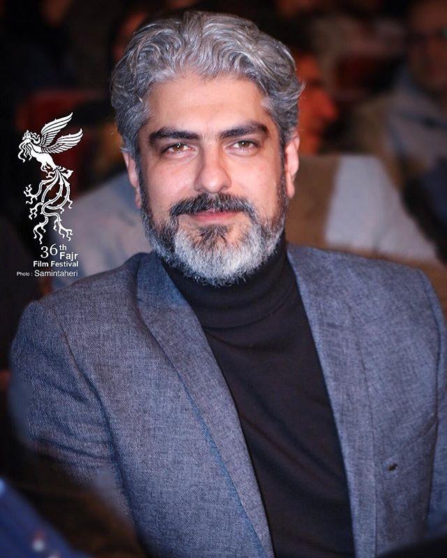 کس مهدی پاکدل در افتتاحیه جشنواره فجر 96