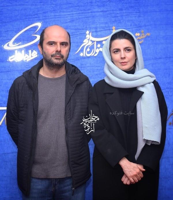 عکس بازیگران در جشنواره فیلم فجر 37 در سال 97