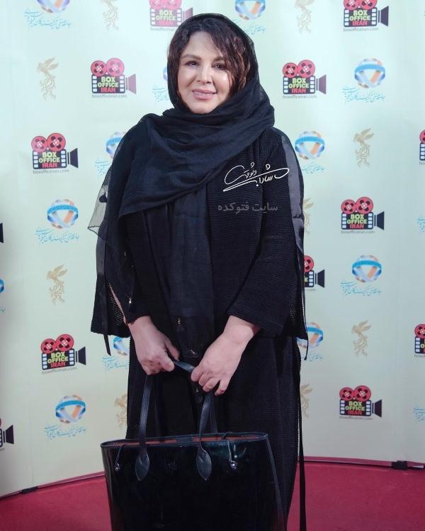 عکس تیپ بازیگران زن در جشنواره فجر 97