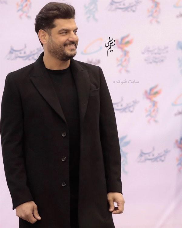 بازیگران در افتتاحیه جشنواره فجر 97