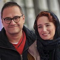 عکس بازیگران و همسرانشان در جشنواره فجر ۹۵