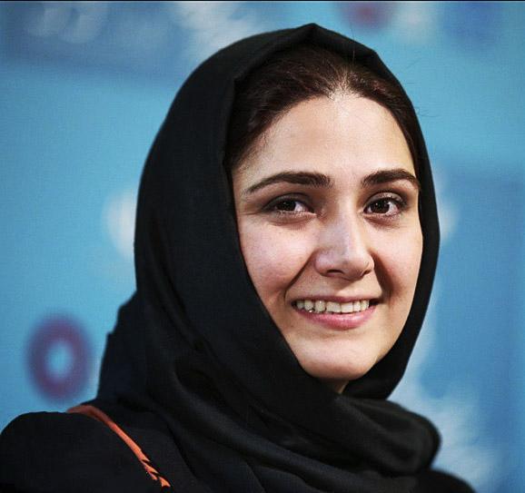 عکس بازیگران در جشنواره فیلم فجر 93 عکس باران کوثری