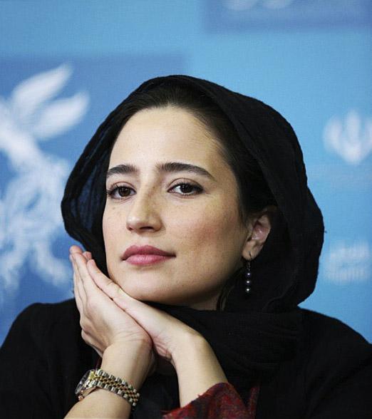 عکس بازیگران در جشنواره فیلم فجر 93 عکس نگار جواهریان
